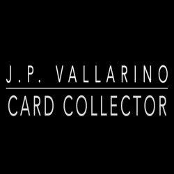 CARD COLLECTOR By J.P...