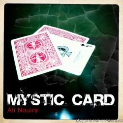 MYSTIC CARD By Ali Nouira